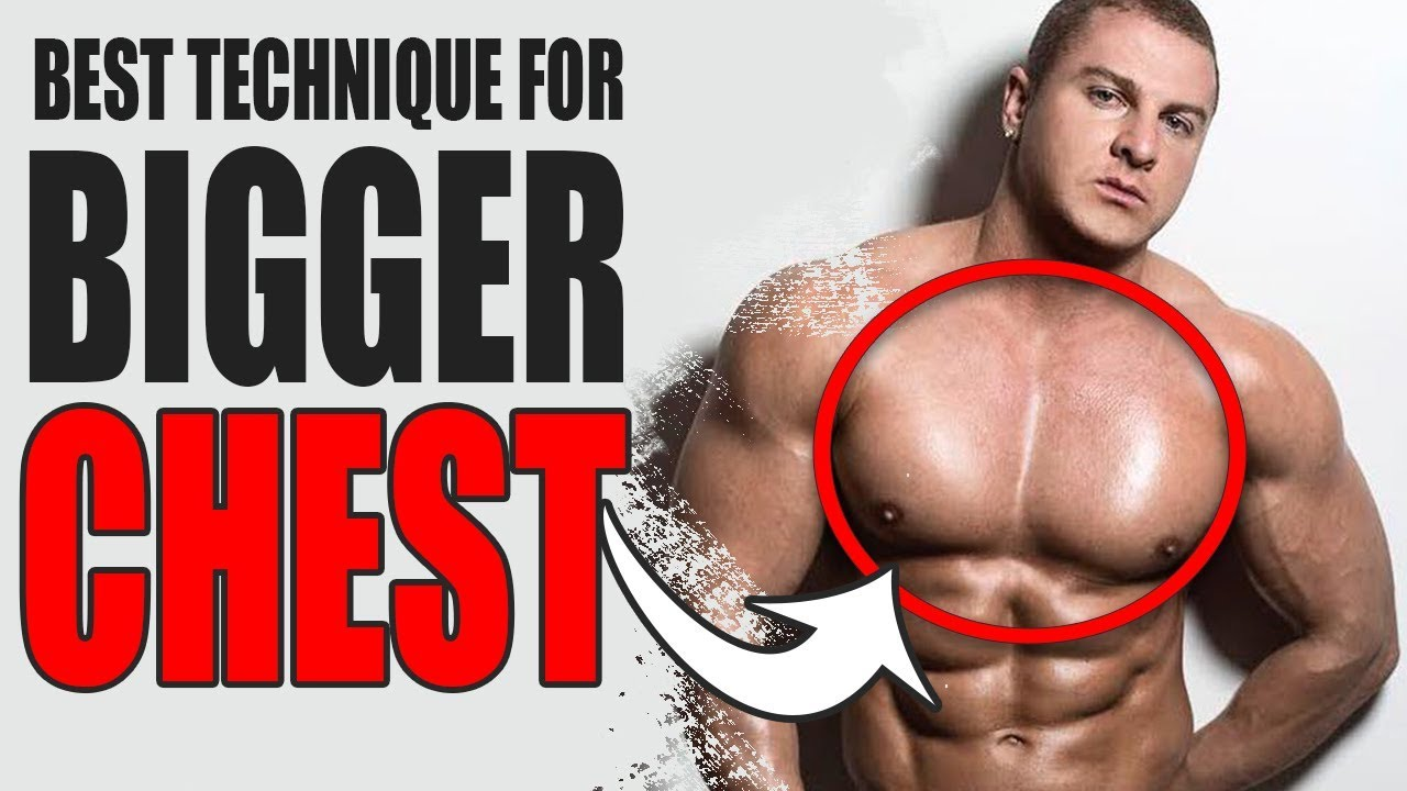 Quick Technique for CHEST GROWTH!