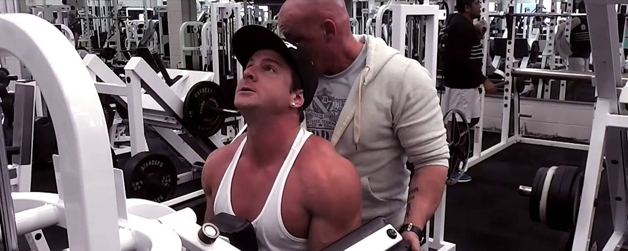 Forcing the shoulders to GROW feat. Marc Rainbow