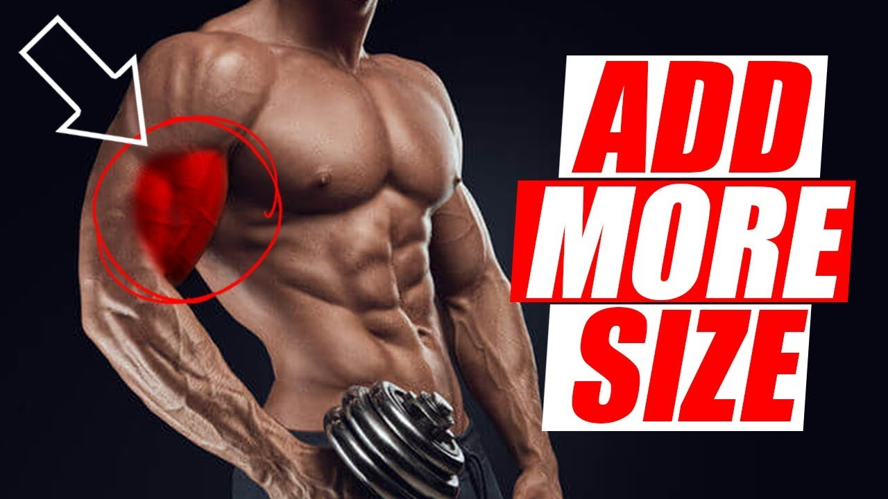 3 TECHNIQUES TO GROW YOUR BICEPS!