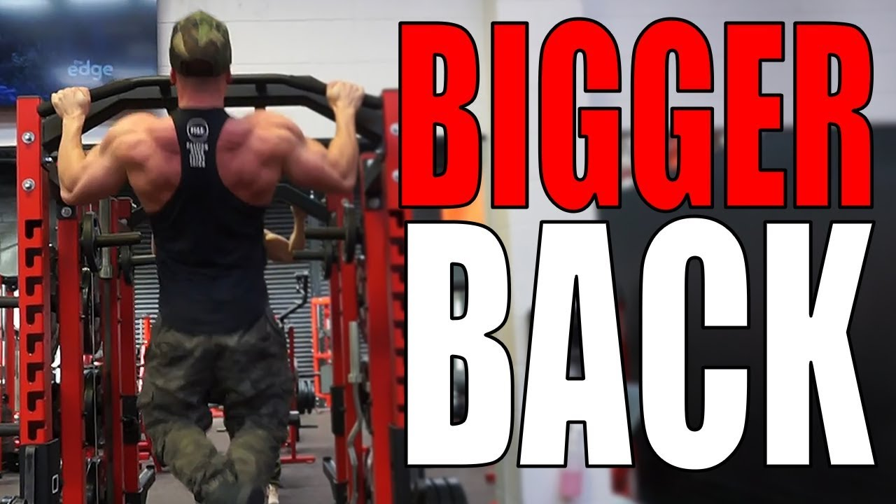 Back Workout! (IMPORTANT TIPS!)
