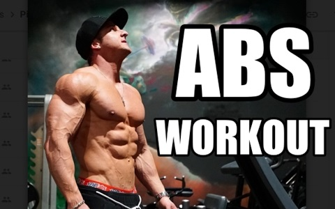QUICK ABS WORKOUT!