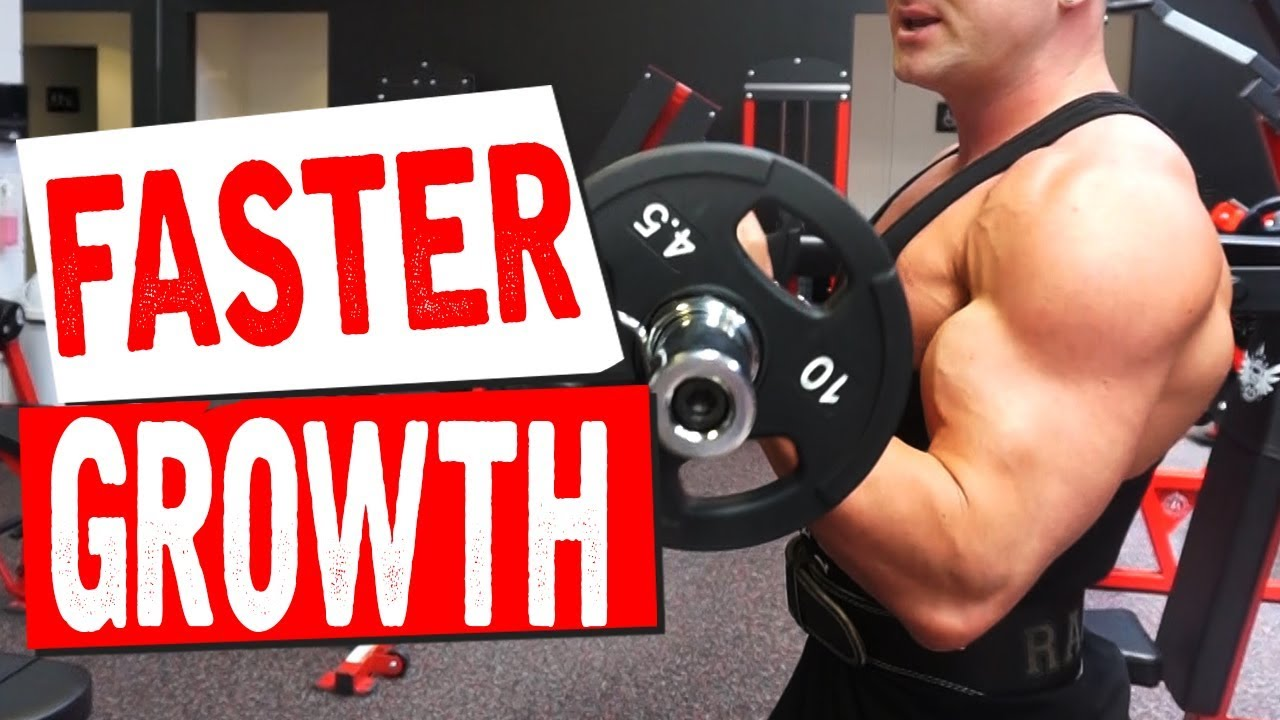 One Bicep Exercise that will FORCE them to GROW! (MUST DO!)