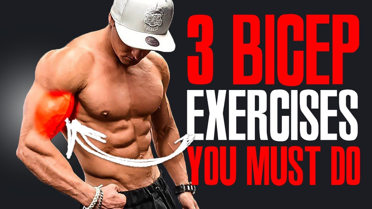 MUST DO EXERCISES! (BICEPS!)