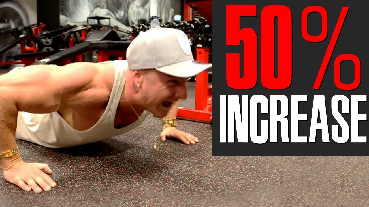 Increase Your Push-Ups by 50% In Just 2 Weeks!
