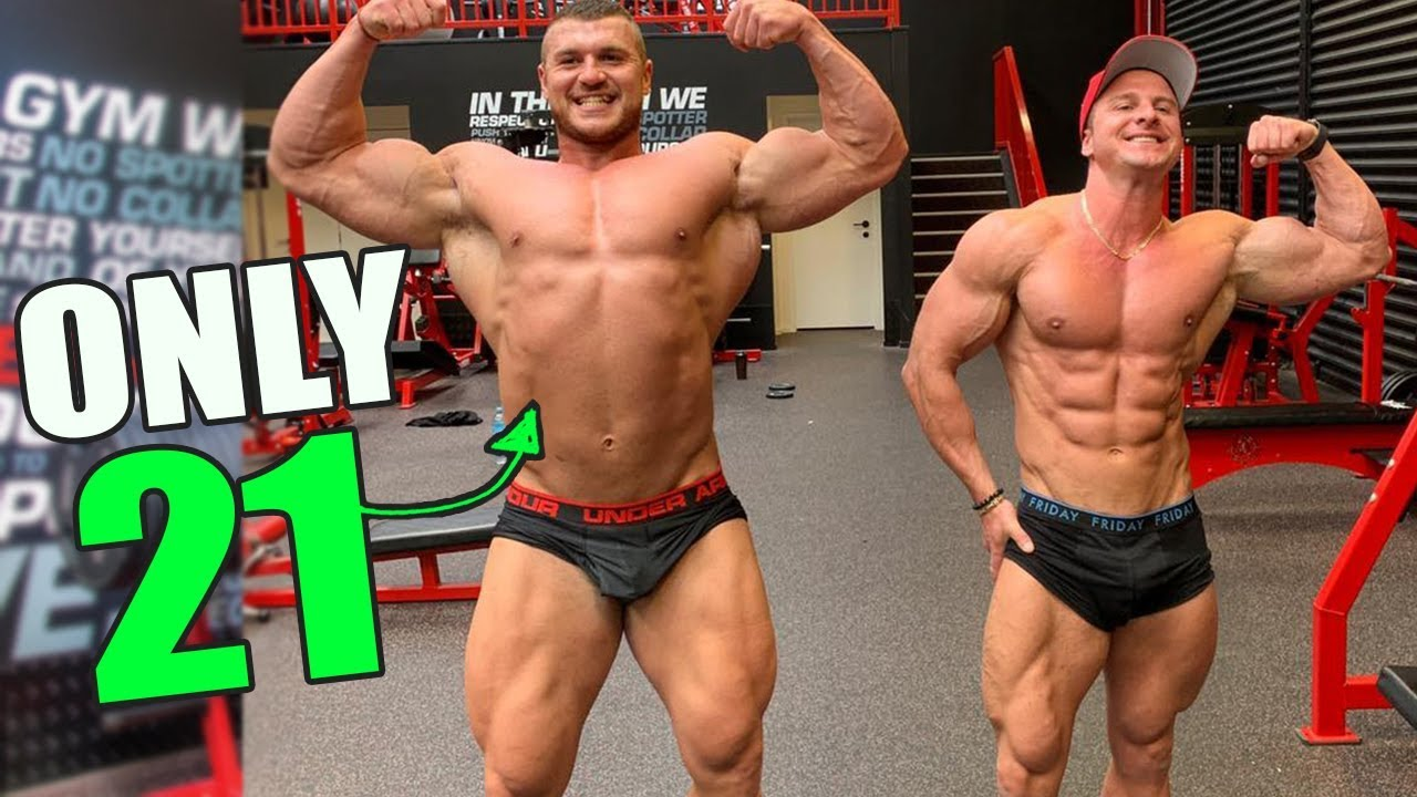 Bodybuilding Leg Workout for MASS with Ryan Crowley!