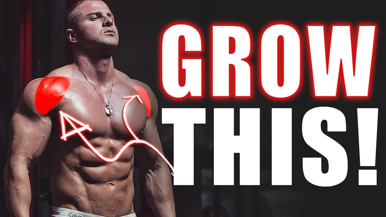 The BEST way to Build your FRONT DELTS!