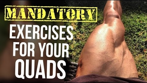 3 Leg Exercises You Should Be Doing | QUADS