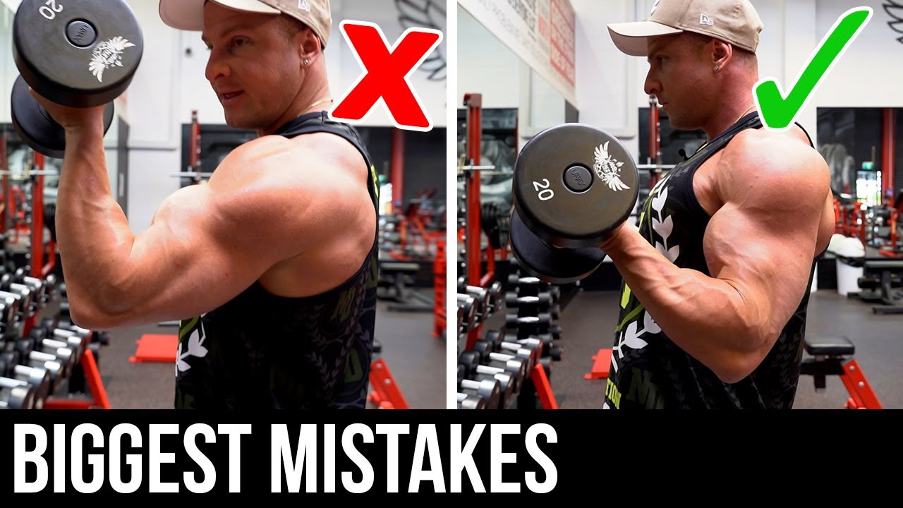 2 Rasons why your BICEPS aren't growing (FIX THIS!)