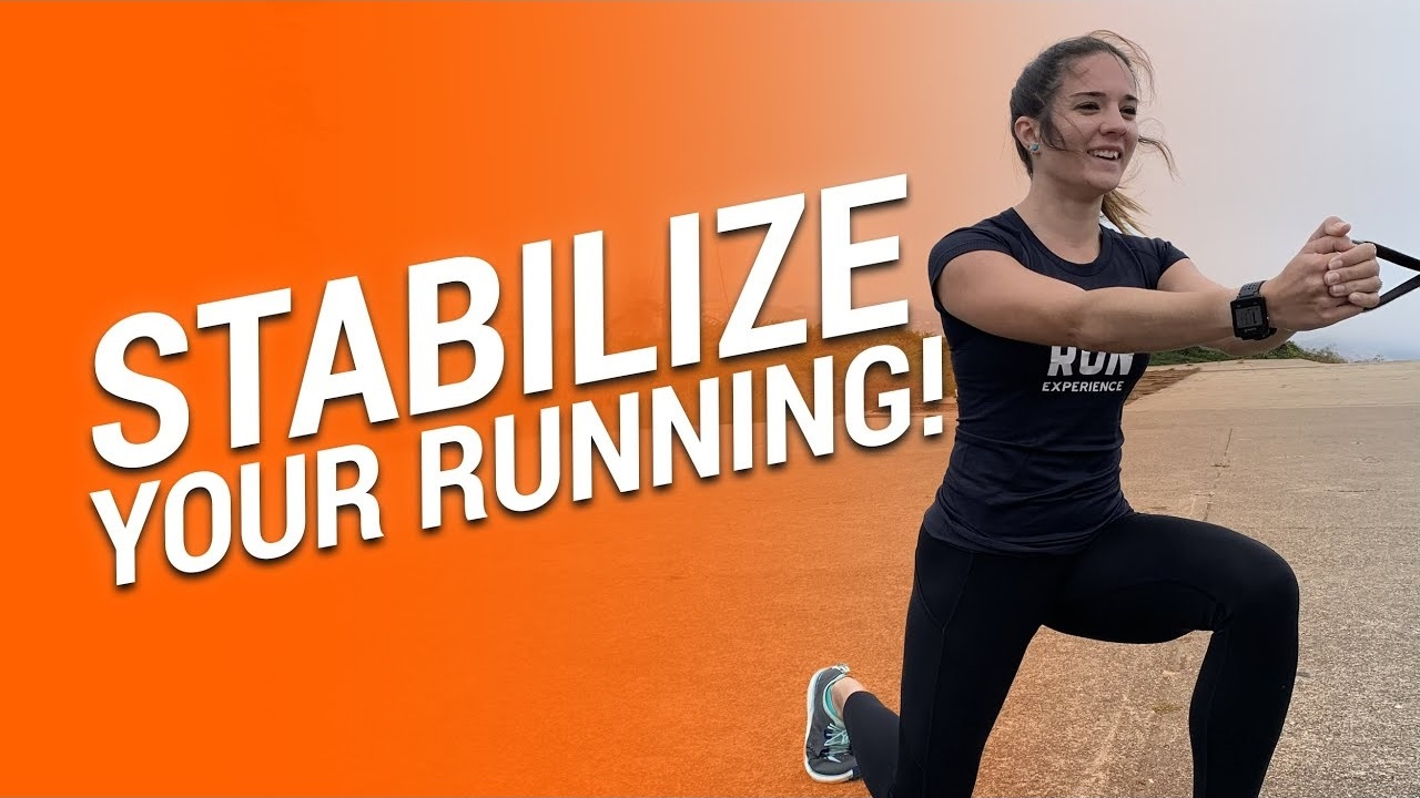 Workout Wednesday | Stability and Agility Workout for Runners