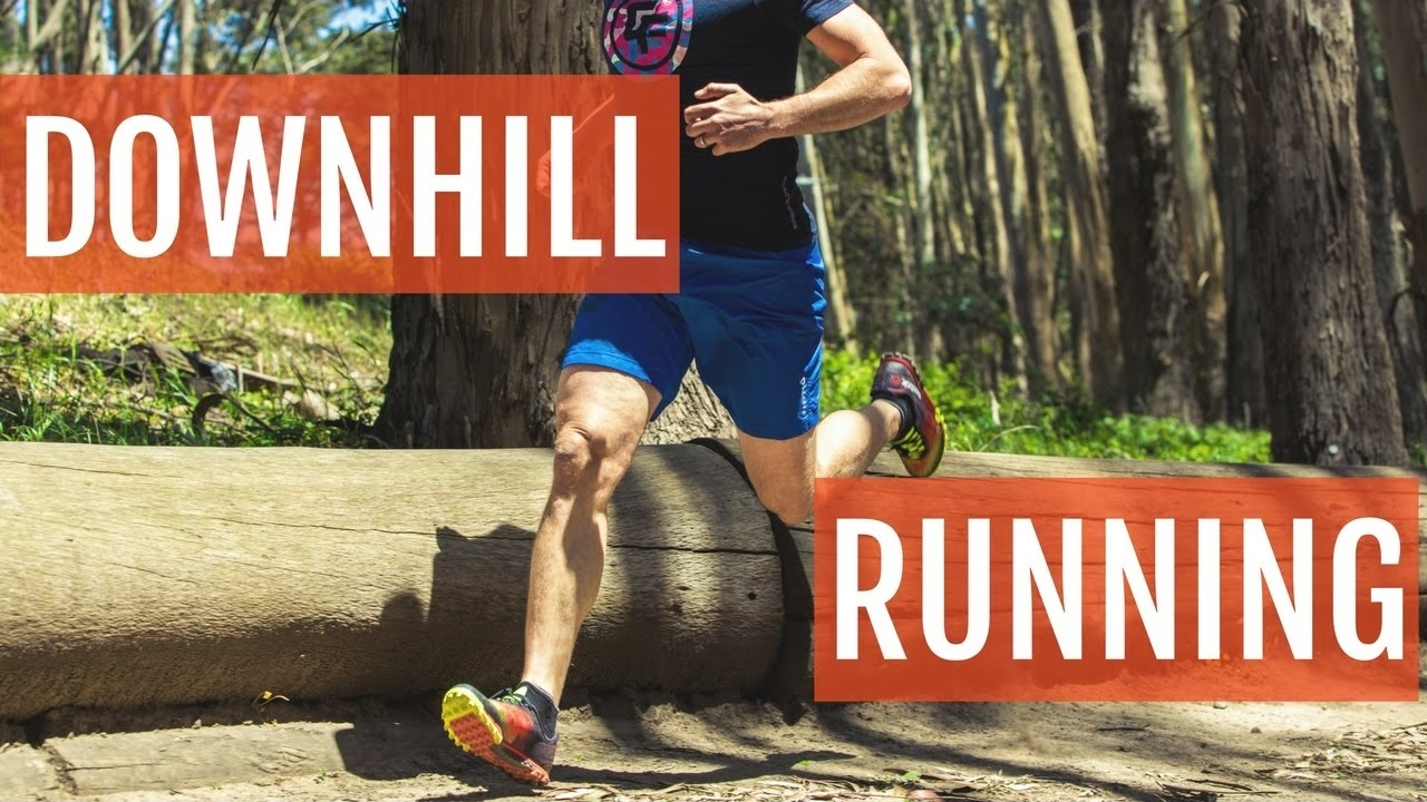 Distance Running Tips: How to Tackle Downhill Running with Better Mechanics for Stronger Performance