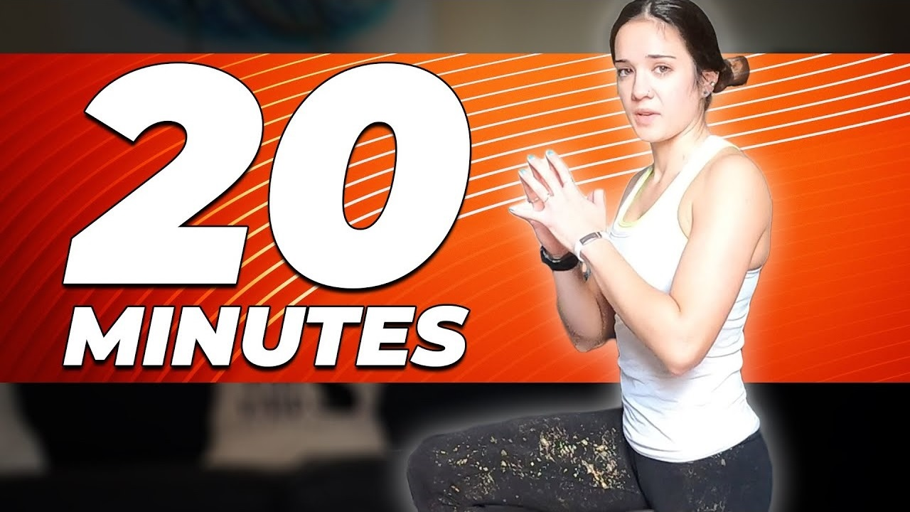 20 Minute Strength + Mobility Home Workout