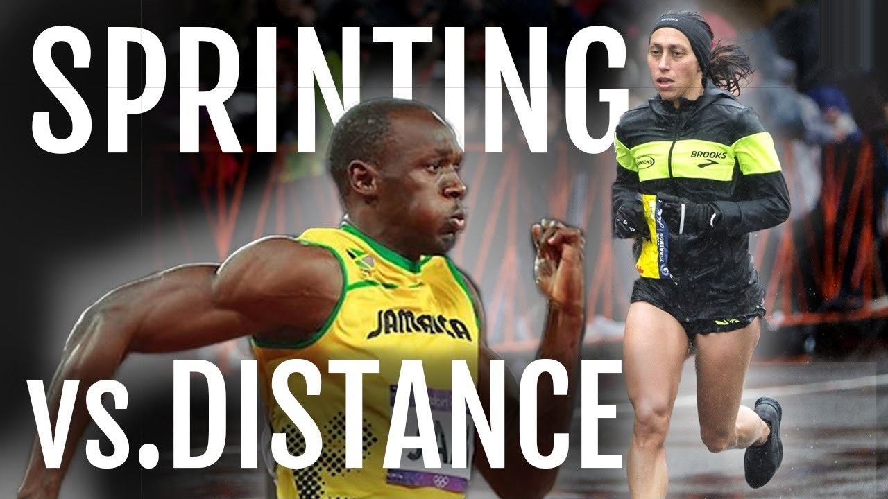 Sprinting vs Distance Running | Why You Need Both