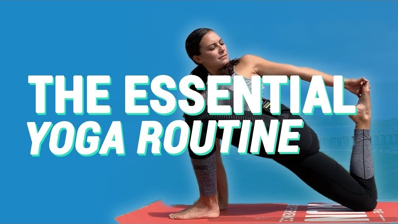 The Essential Runner's Yoga Routine