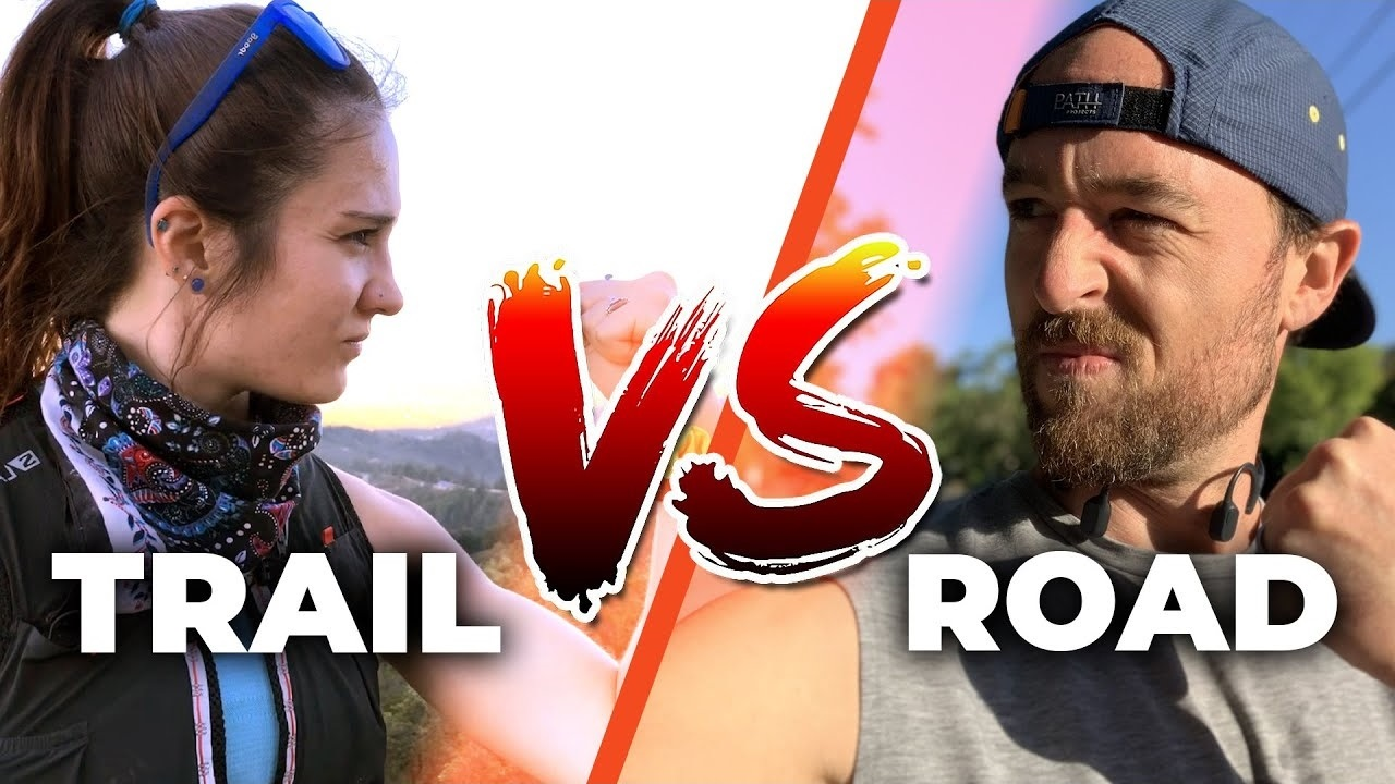 Who Works Harder? Trail vs. Road Runners