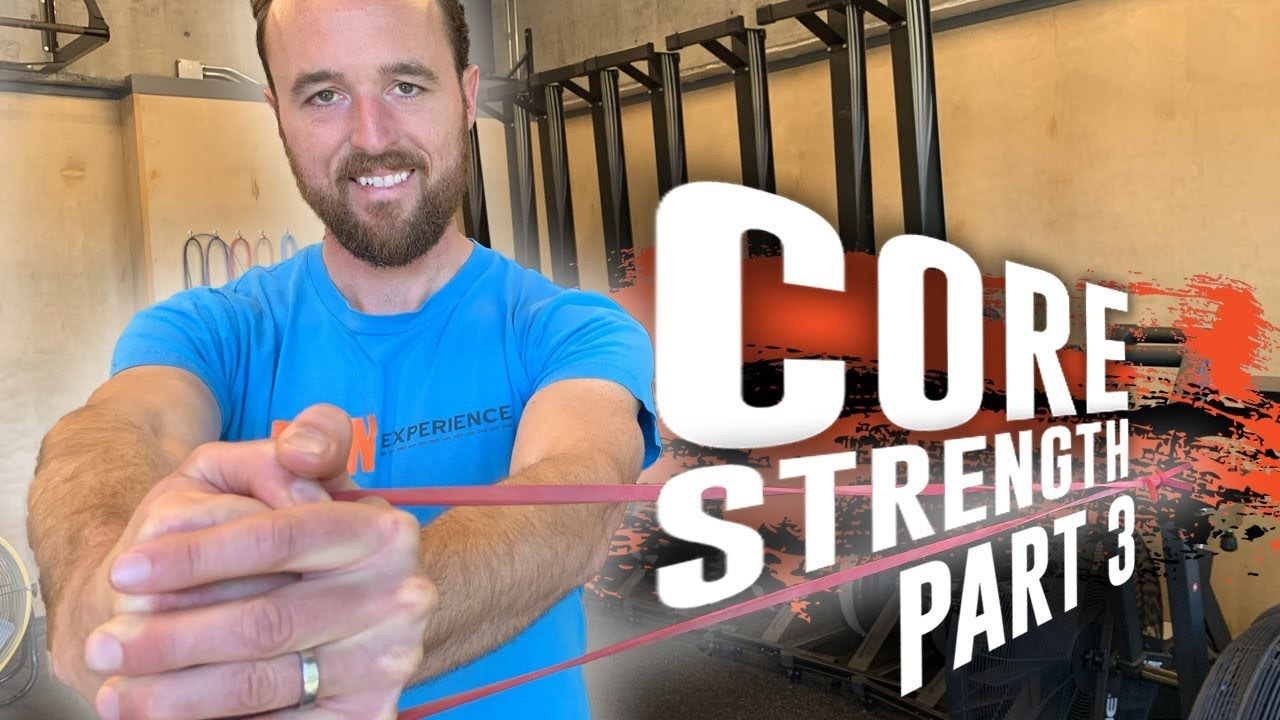 Runners Need Core Strength | Workout Plans - Part 3