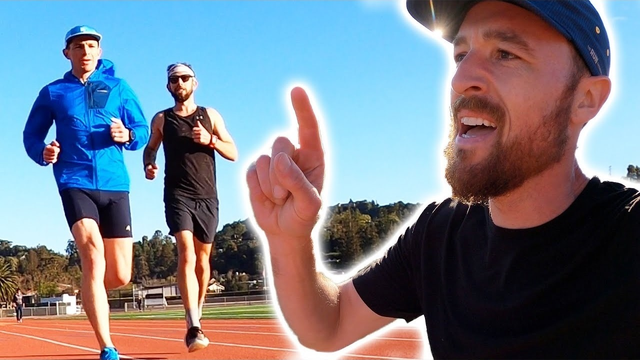 Breaking 18 | Can Coach Nate Train for a Sub 18 Min 5k?