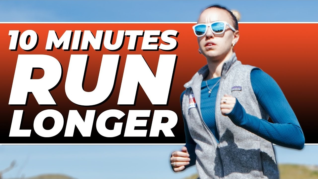 10 Minute Strength Workout for Run Stamina | Advanced!