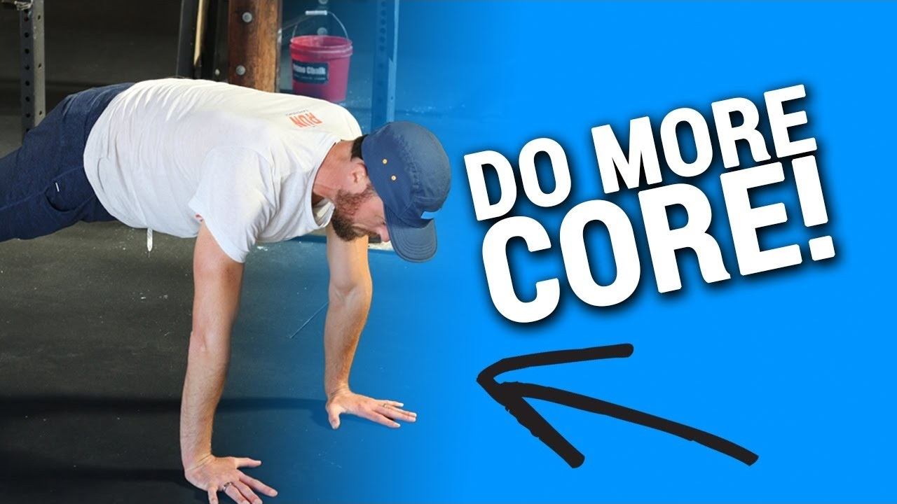 What Core Exercises Should Runners Do?