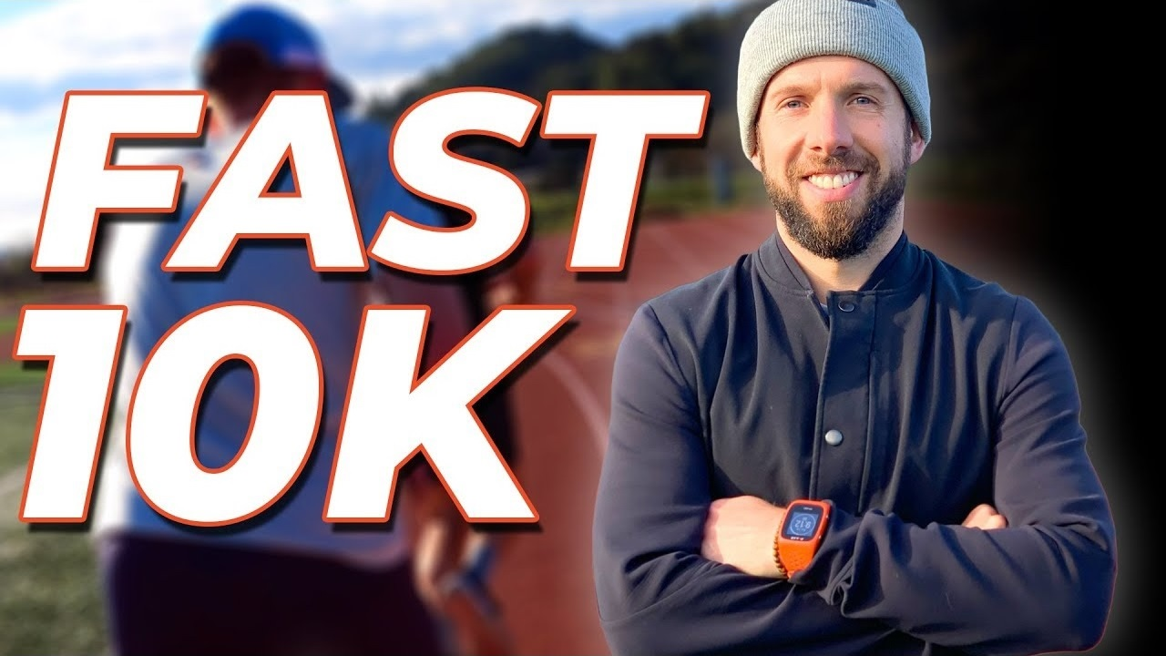 How to Run a Fast 10k | 3 Key Workouts You Need!
