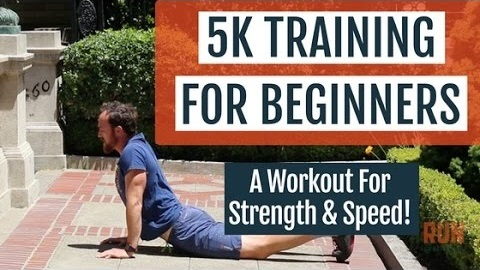 5K Training for Beginners: Build Strength & Speed with this Workout