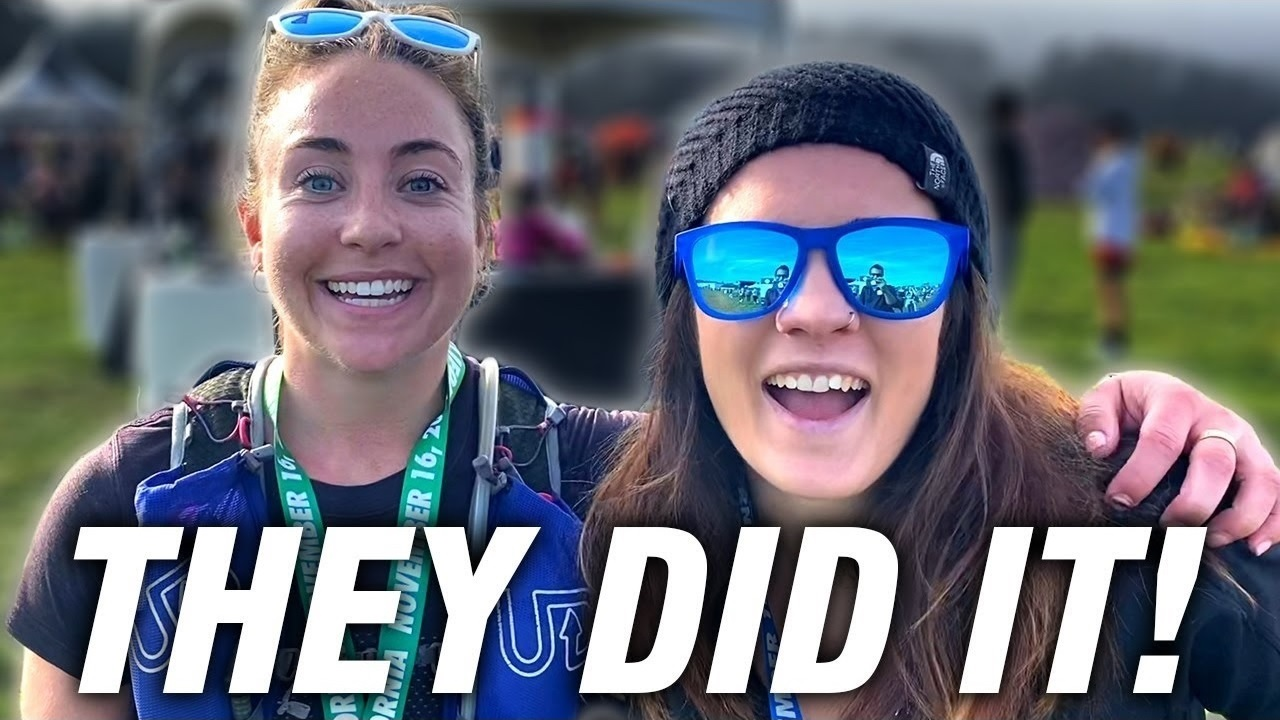 Holly & Morgan Race an Ultra Marathon