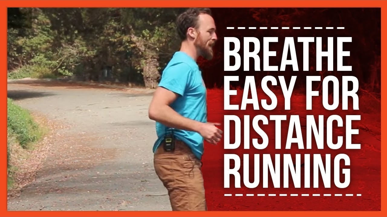 Distance Running Tips | Breathe Properly for Better Performance