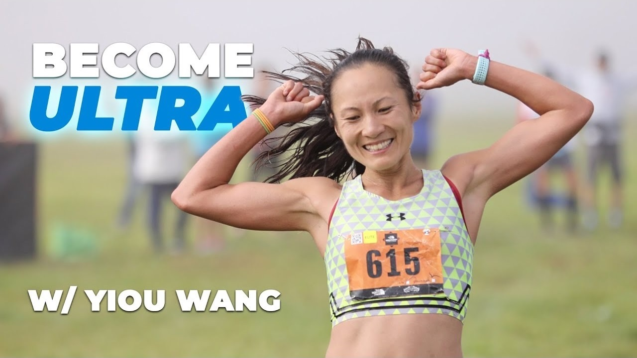 How to Run 50 Miles with Elite Ultra Runner YiOu Wang