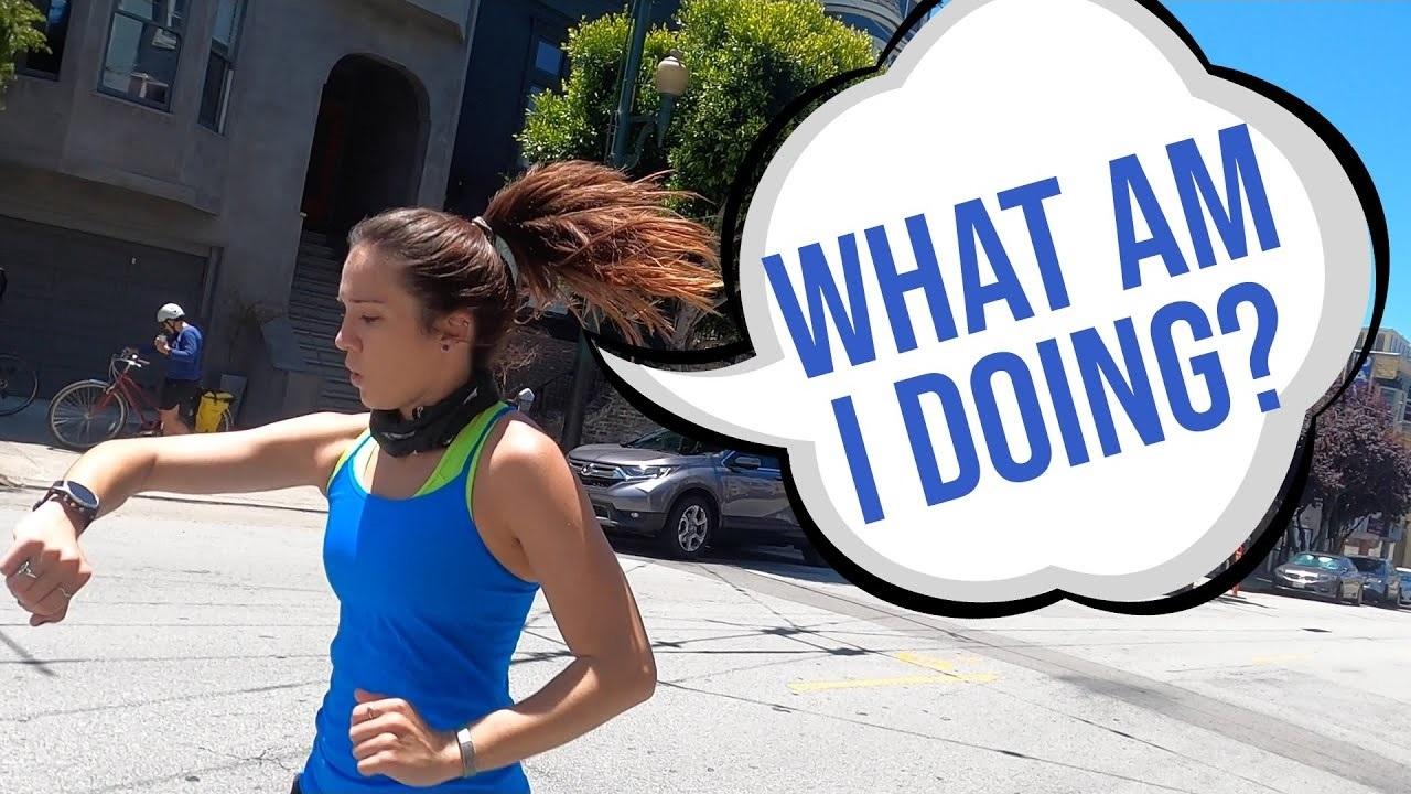 Thoughts While Running a Virtual Marathon