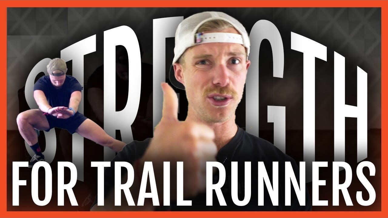 Strength Training For Trail Runners   3 Exercises