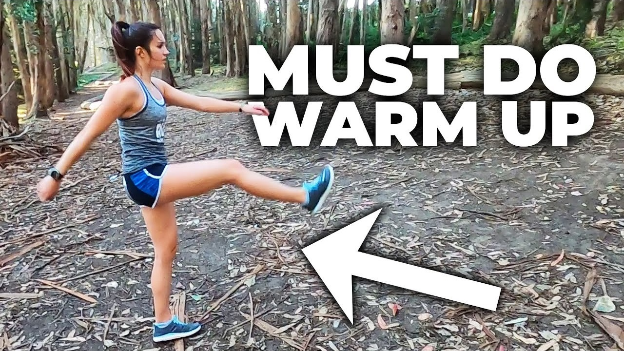 Must Do Dynamic Drills Warm Up for Runners
