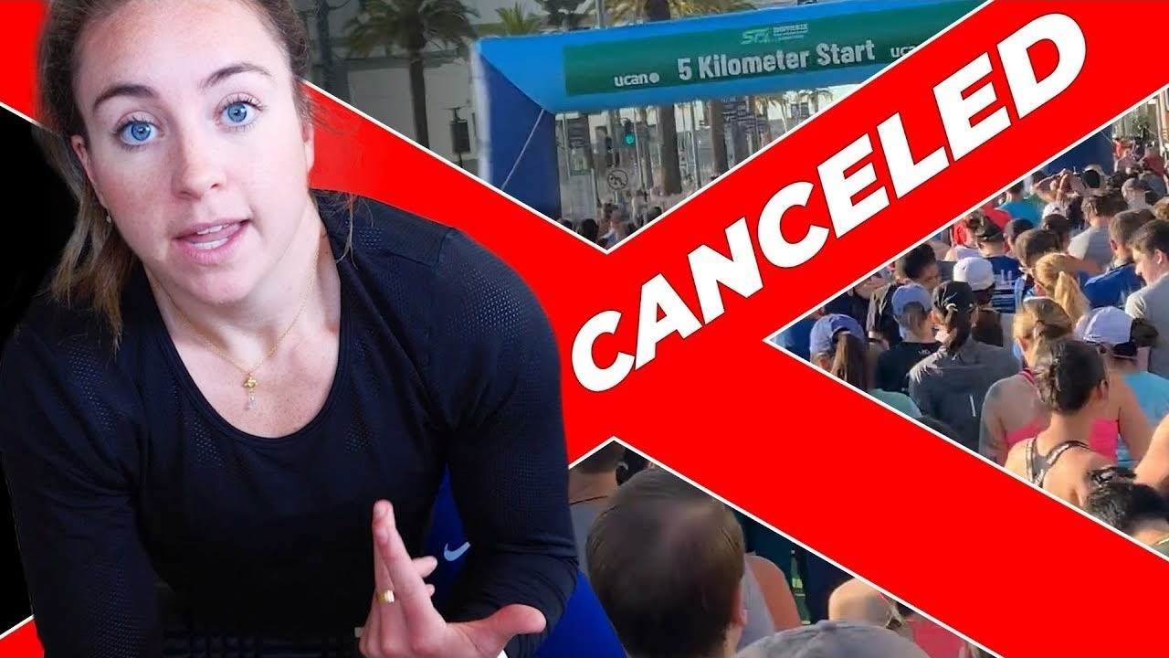 Race Canceled? Here Are 3 Benefits You Didn't Think Of