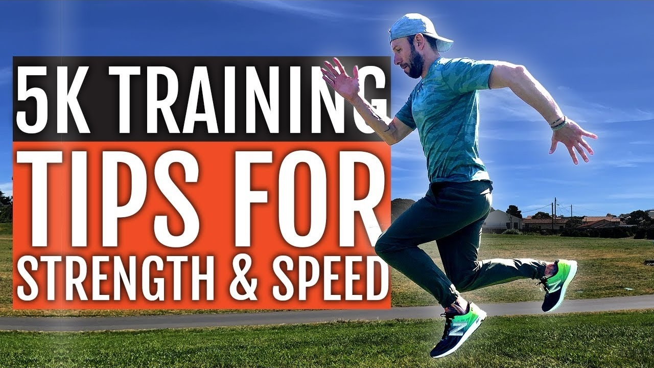 5K Training Tips & Workouts for Strength & Speed!