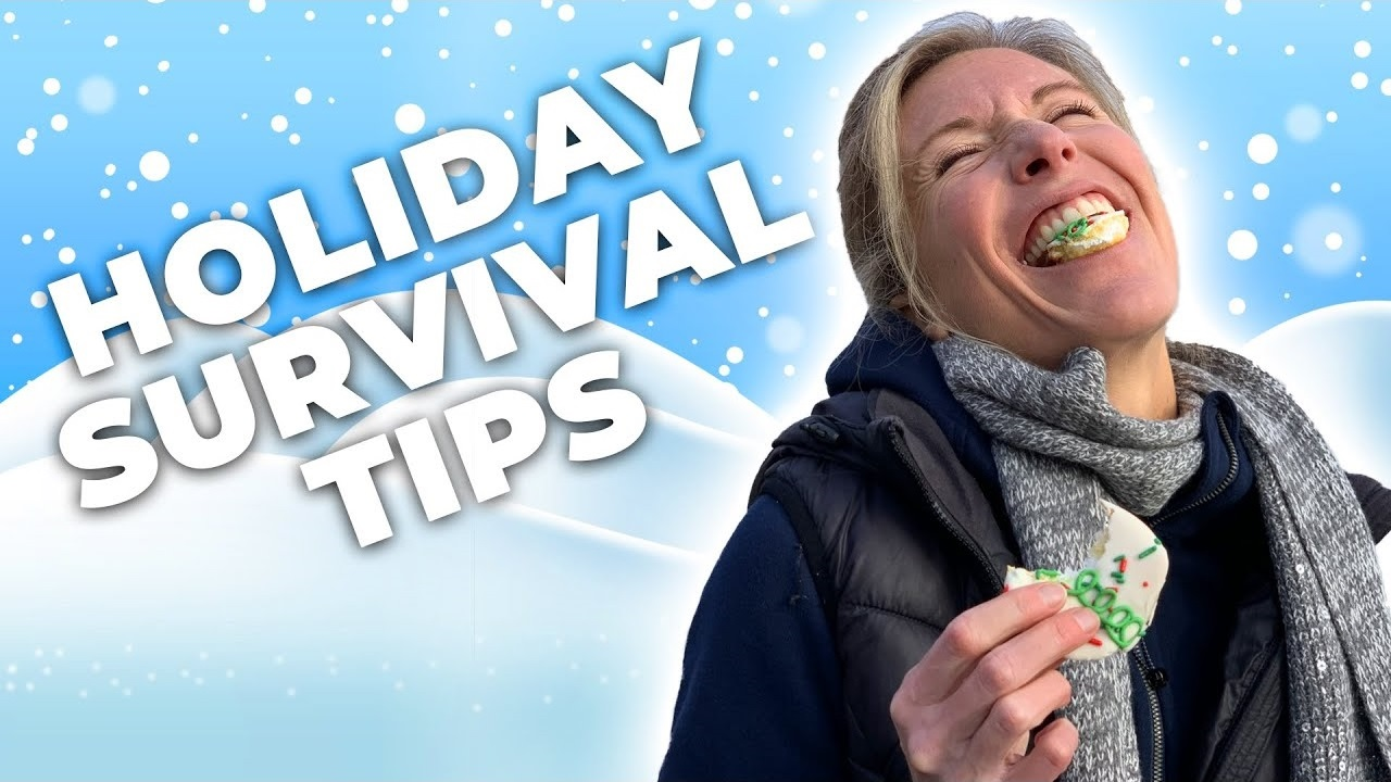Healthy Eating for the Holidays | 5 Survival Tips!