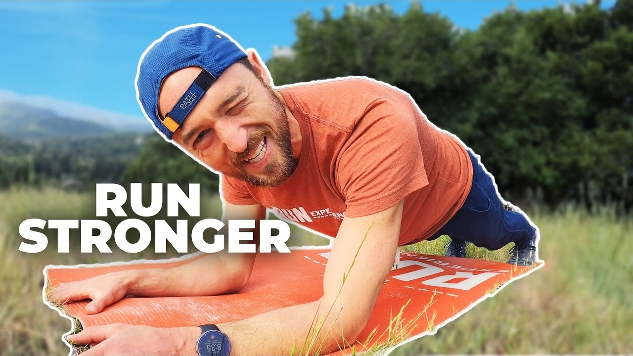 3 Plank Variations That Build a Strong Runner