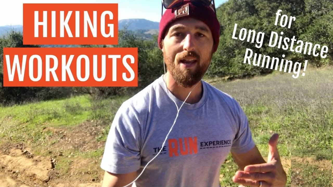 Our Favorite HIKING Workouts to Improve Long Distance Running!