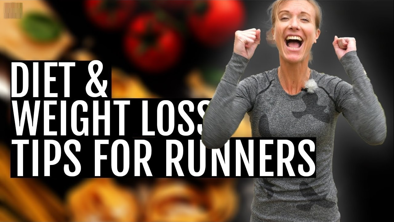 Basic Diet & Weight Loss Tips for Runners!