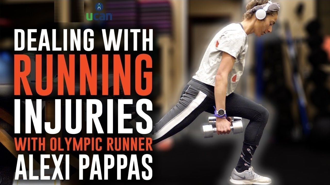 Dealing with Running Injuries with Olympic Runner Alexi Pappas