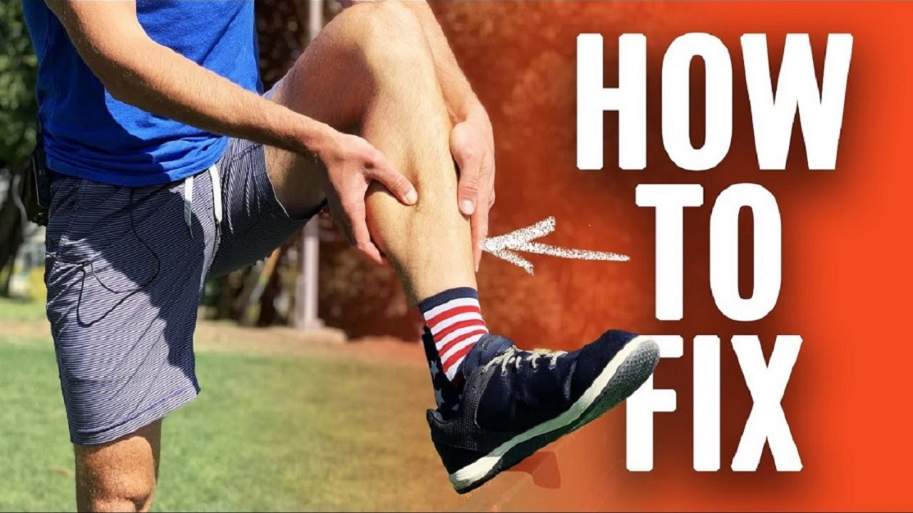 How to Fix Shin Splints (Yourself)