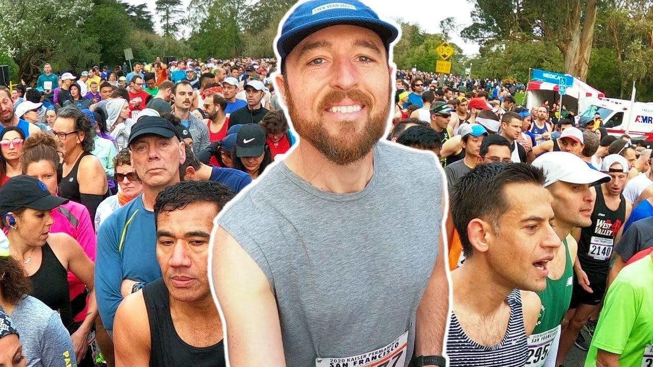 Nate Races a 10k | Can He Break 40???