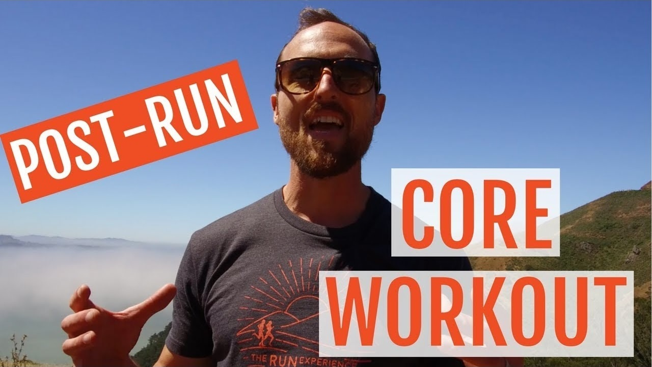 Post Run Strength & Core Workout
