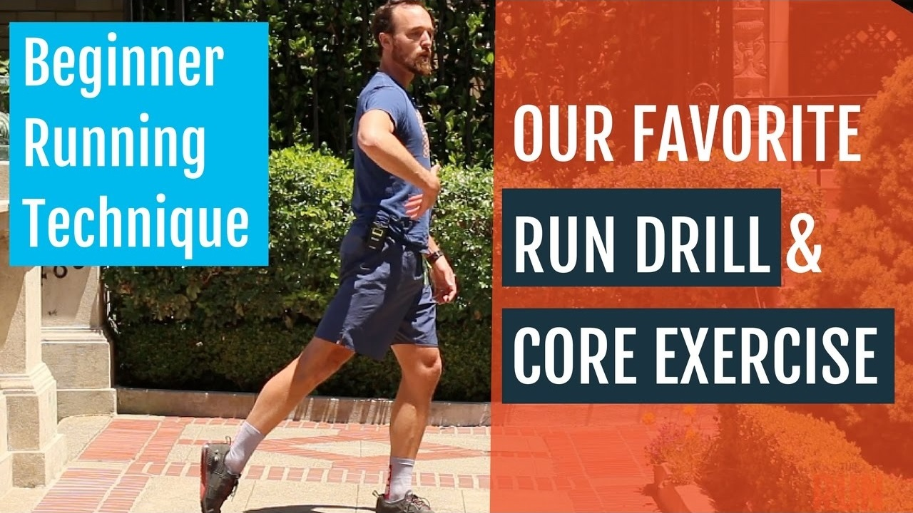 Beginner Running Technique: Our Favorite Run Drills & Core Exercises