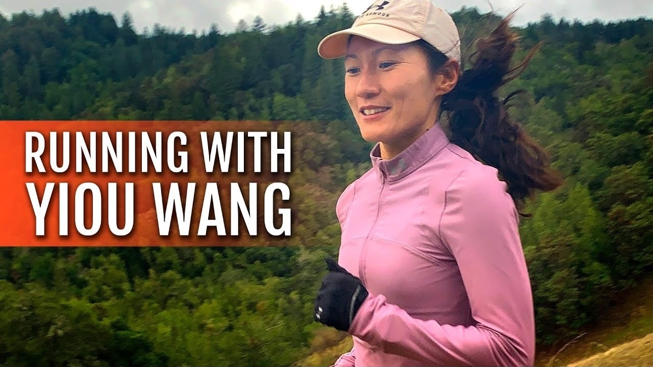 Going Running With 50 Mile Champion YiOu Wang
