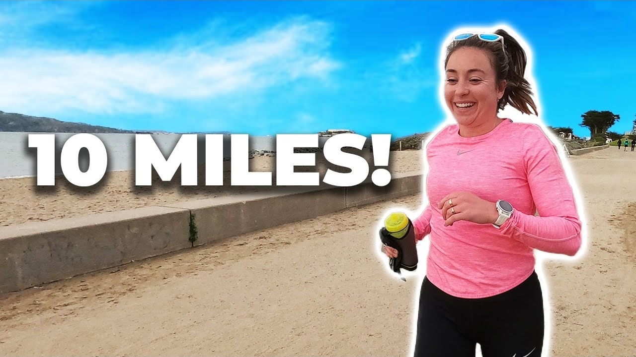 10 MILE RUNNING TEST | Road to 1:50 Half Marathon