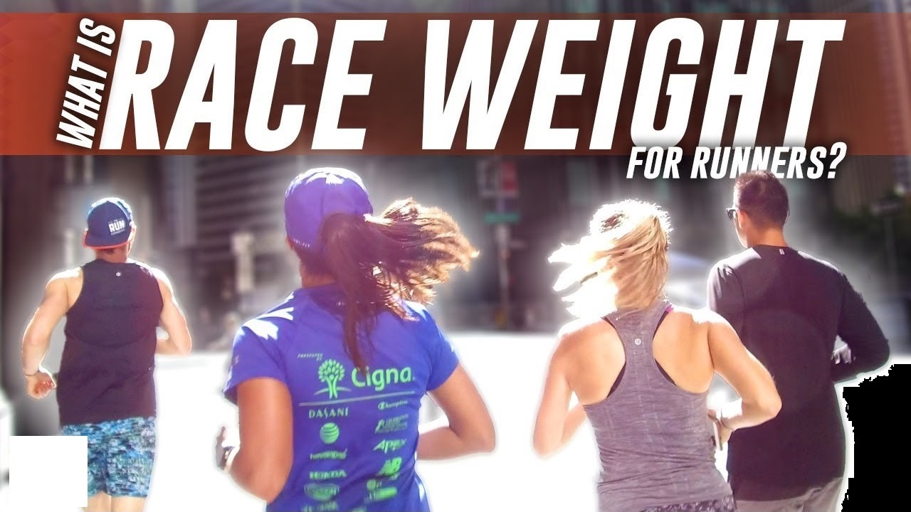 Race Weight For Runners ― Does It Really Matter?