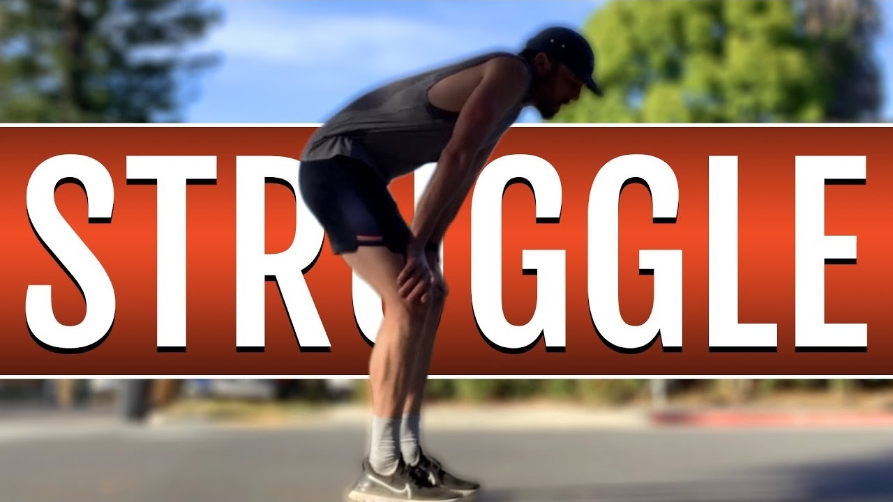 I Like the Struggle | Run Motivation