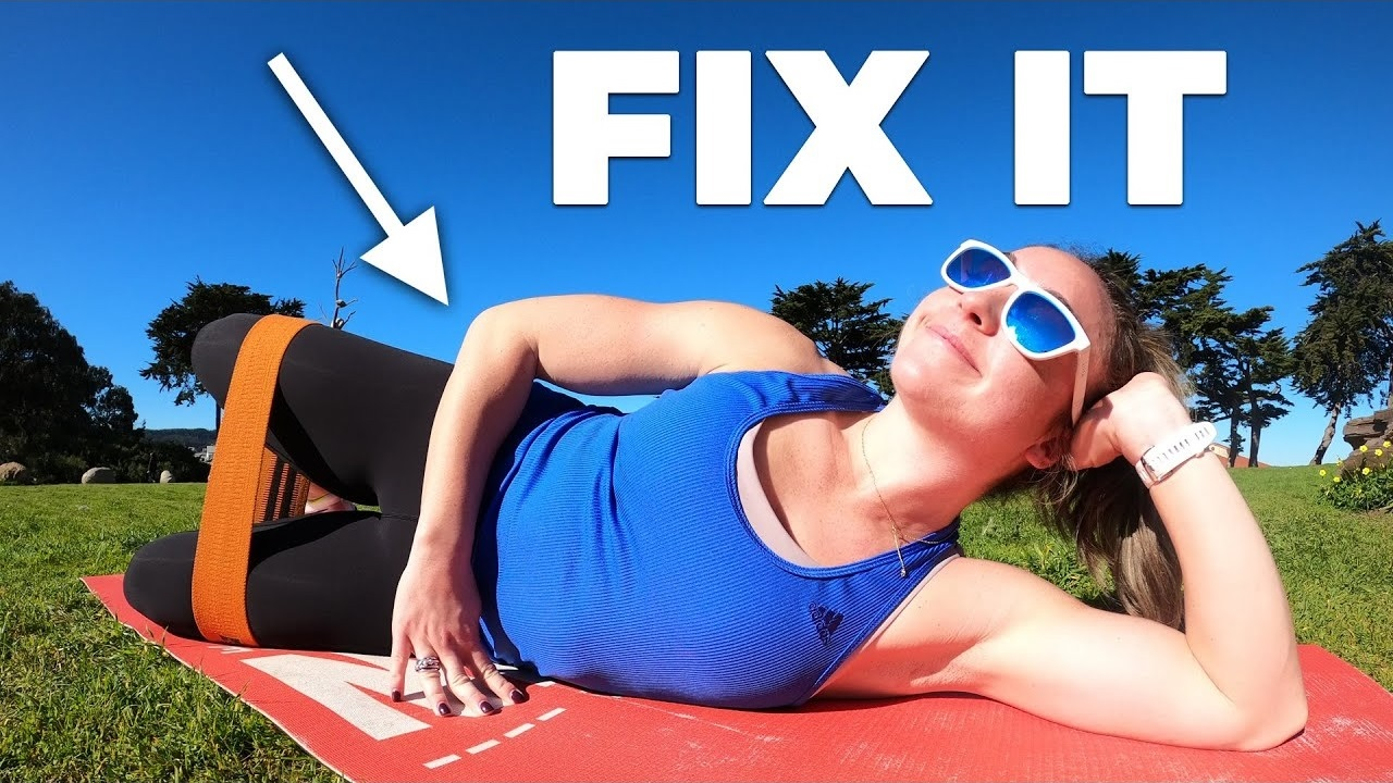 Fix Your Hip Pain (Right Now!)