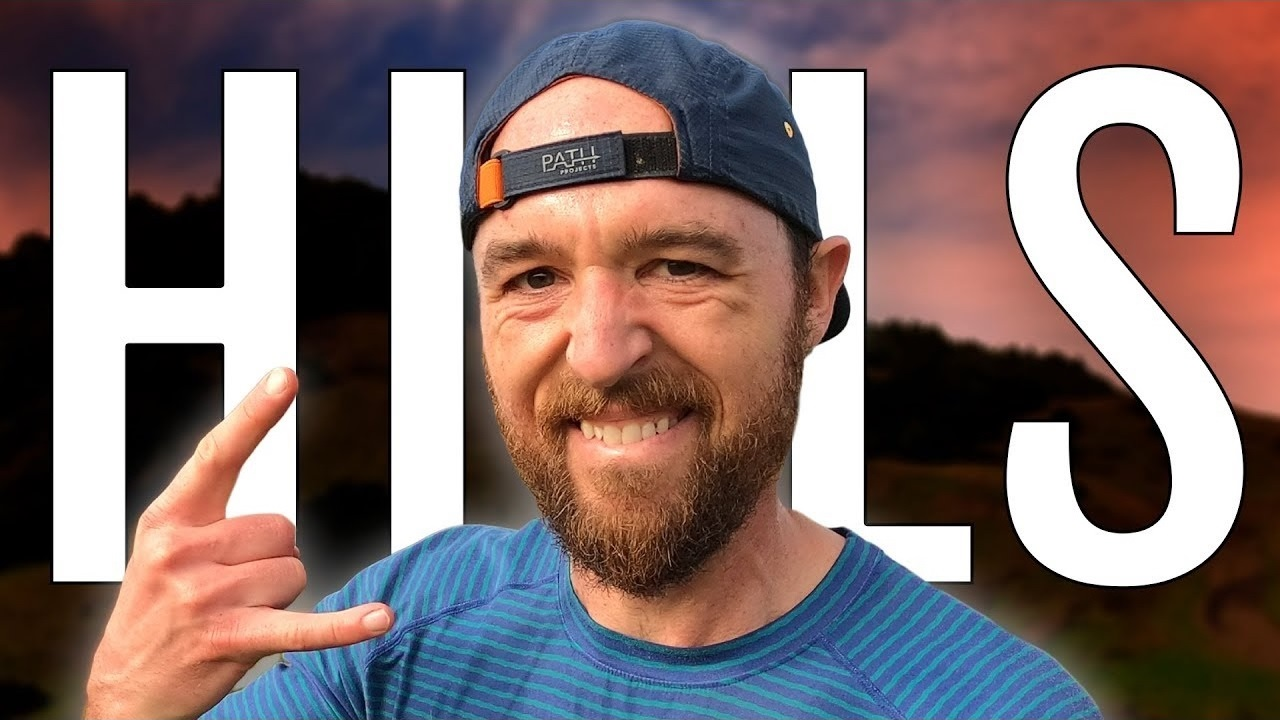 Your First Hard Run | 30 Second Hill Repeats With Coach Nate